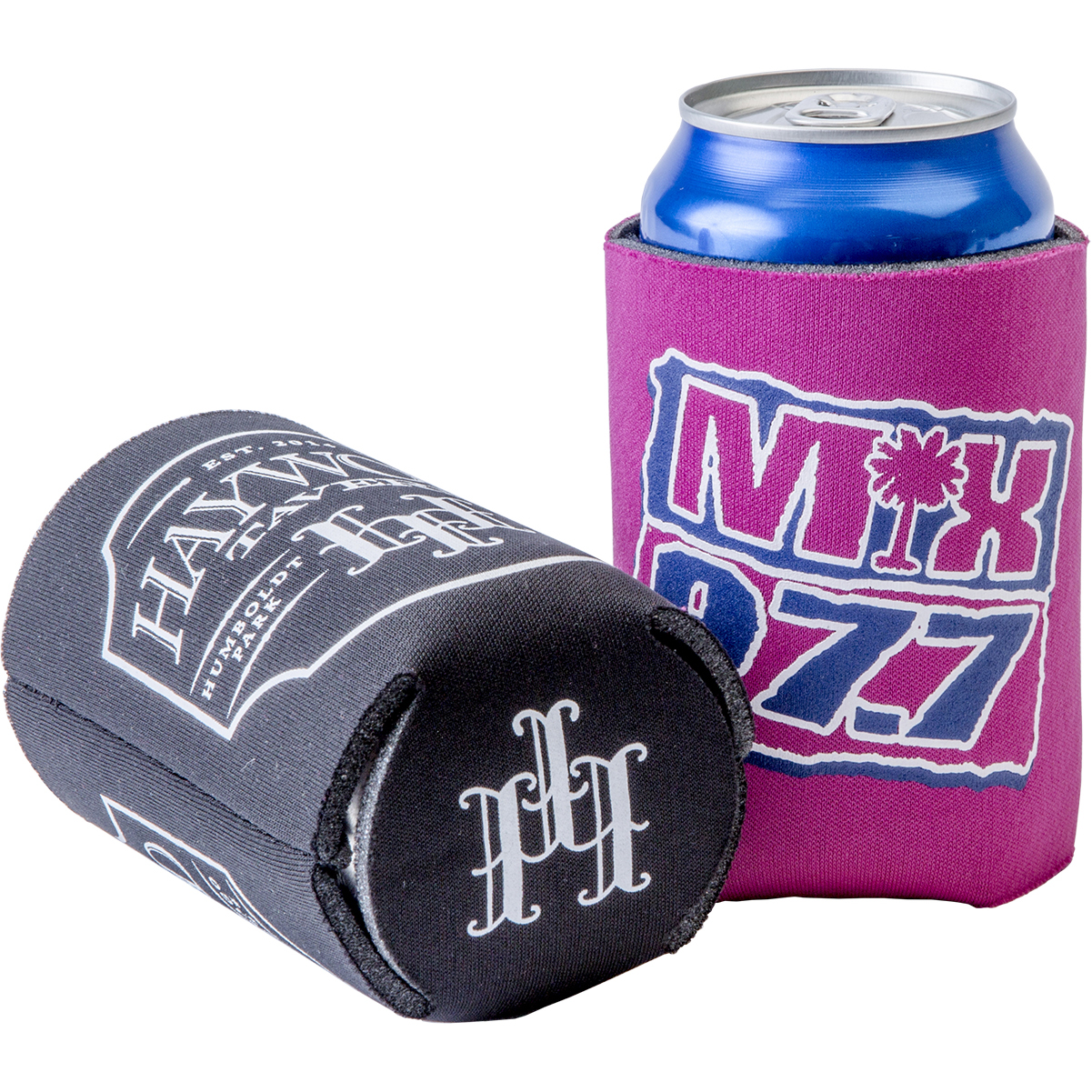 FoamZone USA Made Collapsible Can Cooler