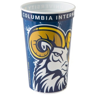 22 oz. Classic Smooth Walled Stadium Cup